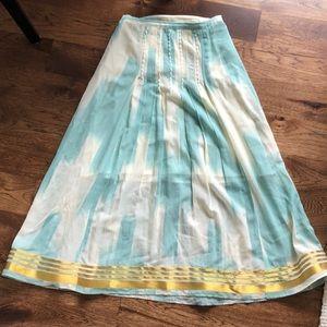 Anthro Floreat skirt